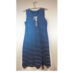 Ralph lauren striped Dress